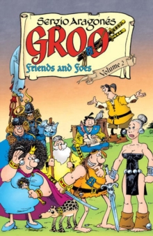 Groo: Friends And Foes Volume 2, Paperback Book