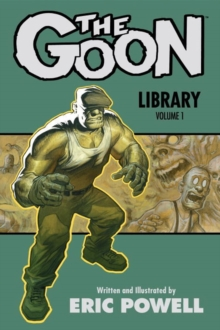 Goon Library, The Volume 1, Hardback Book