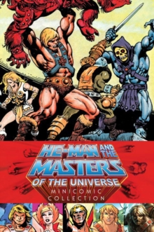 He-man And The Masters Of The Universe Minicomic Collection, Hardback Book