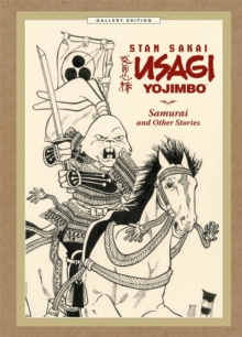 Usagi Yojimbo Gallery Edition Volume 1: Samurai And Other Stories, Hardback Book
