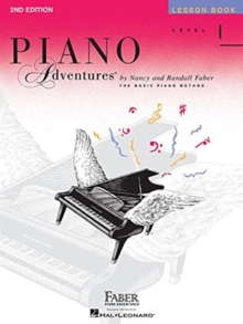 Piano Adventures : Level 1 - Lesson Book (2nd Edition), Paperback / softback Book
