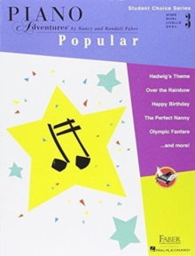Faber Piano Adventures - Student Choice Series : Popular Level 3, Paperback Book