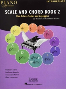 Piano Adventures : Scale And Chord Book 2, Paperback / softback Book