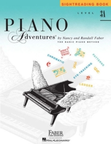 Level 3A : Sightreading Book - Piano Adventures, Paperback / softback Book