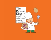 The Pancake King, Hardback Book
