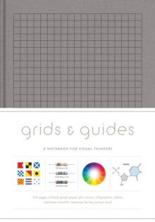 Grids & Guides Notebook (Gray),  Book