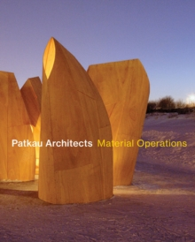 Patkau Architects, Hardback Book