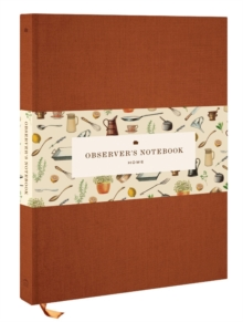 Observer's Notebook: Home, Notebook / blank book Book