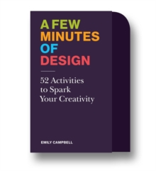 A Few Minutes of Design, Other merchandise Book