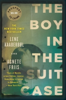 The Boy In The Suitcase : Nina Borg #1, Paperback Book