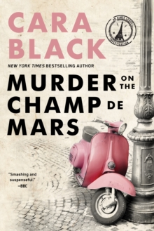 Murder On The Champ De Mars, Paperback / softback Book