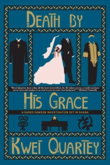 Death By His Grace, Hardback Book