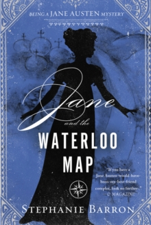 Jane And The Waterloo Map : Being a Jane Austen Mystery, Paperback / softback Book