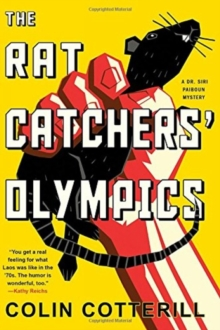 The Rat Catchers' Olympics, Hardback Book