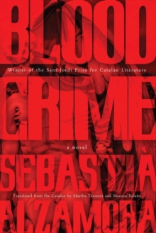 Blood Crime, Paperback / softback Book