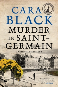 Murder In Saint-germain, Paperback Book