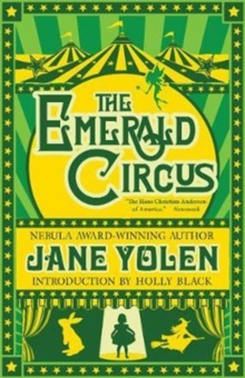 The Emerald Circus, Paperback Book