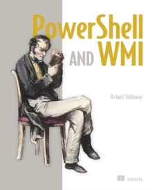 Powershell and WMI, Paperback Book