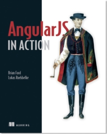 Angular JS in Action, Paperback Book