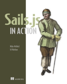 Sails.JS in Action, Paperback Book