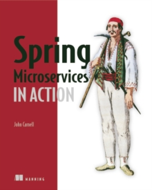 SPRING MICROSERVICES IN ACTION,  Book