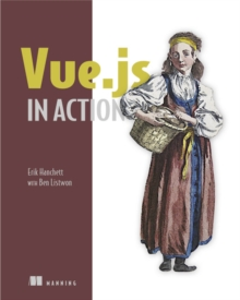 Vue.js in Action, Paperback / softback Book