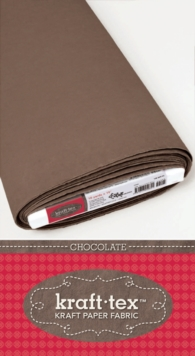 kraft-tex (TM) Basics Bolt, Chocolate : Kraft Paper Fabric, General merchandise Book