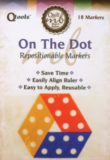 Qtools (TM) On The Dot Repositionable Markers, General merchandise Book