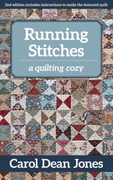 Running Stitches : A Quilting Cozy, Paperback / softback Book