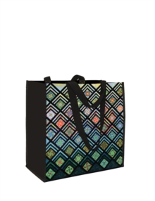 Brazil Quilt-Eco Tote, General merchandise Book
