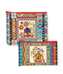 Colorful Creatures Eco Pouch Set, General merchandise Book