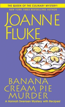 Banana Cream Pie Murder, Paperback Book
