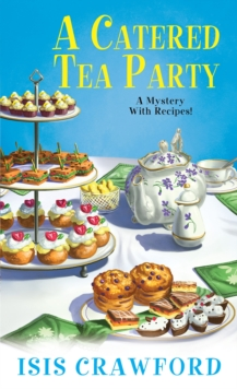 A Catered Tea Party, A, Paperback Book