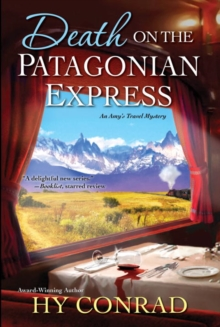 Death On The Patagonian Express, Hardback Book