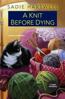 A Knit Before Dying, Paperback Book