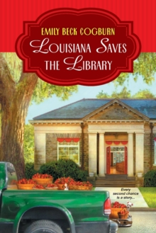 Louisiana Saves The Library, Paperback Book