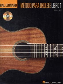 Hal Leonard Ukulele Method Book 1 Uke (Book/Audio Spanish Edition), Paperback Book