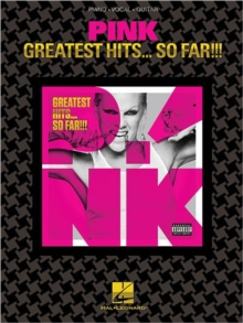 Pink : Greatest Hits... So Far], Paperback Book