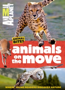 Animal Planet Animals on the Move, Paperback Book