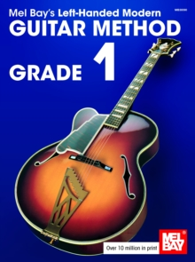 Left-Handed Modern Guitar Method Grade 1, PDF eBook