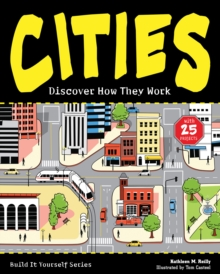 Cities : Discover How They Work with 25 Projects, PDF eBook