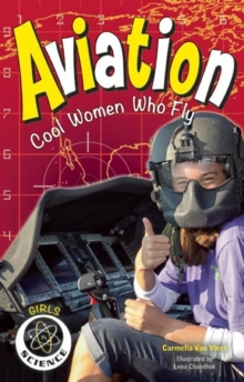 Aviation : Cool Women Who Fly, PDF eBook