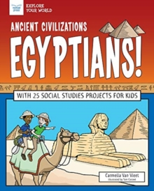 ANCIENT CIVILIZATIONS EGYPTIANS, Paperback Book