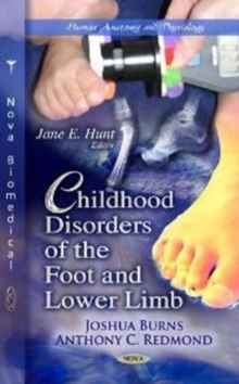 Childhood Disorders of the Foot & Lower Limb, Hardback Book