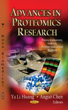 Advances in Proteomics Research, Hardback Book