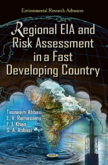 Regional EIA & Risk Assessment in a Fast Developing Country, Hardback Book