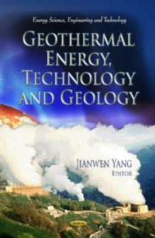 Geothermal Energy, Technology & Geology, Hardback Book