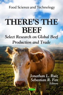 There's the Beef : Select Research on Global Beef Production & Trade, Hardback Book