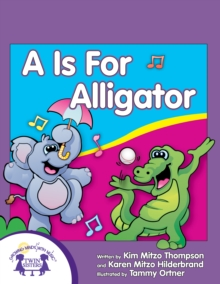A Is For Alligator, EPUB eBook