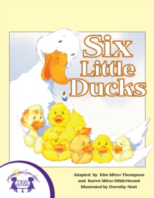 Six Little Ducks, EPUB eBook